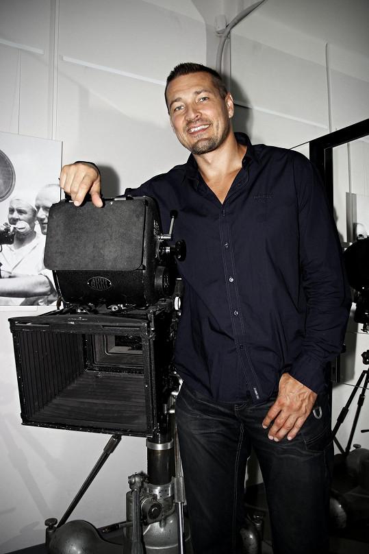 Petr Jákl odtajnil i jméno herce, který ztvární hlavní roli Jana Žižky.