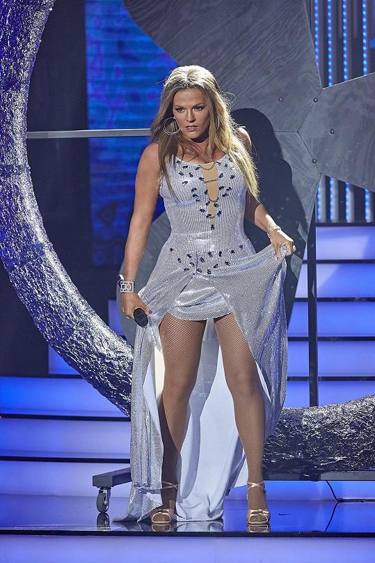 Marta Jandová jako Beyoncé