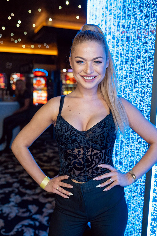 Sexy Kristýna je momentálně single.