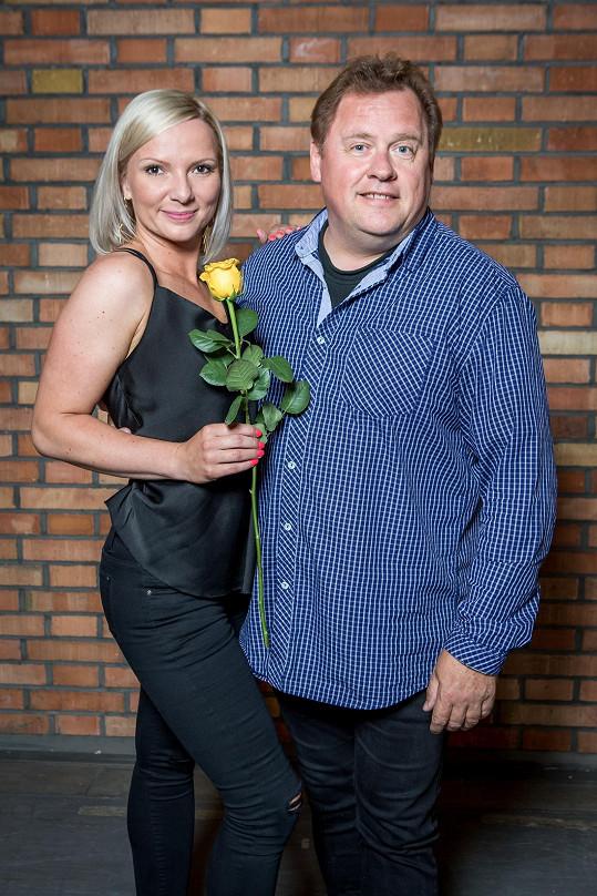 Václav Kopta by měl se svou taneční partnerkou Janou pomalu začít zkoušet.