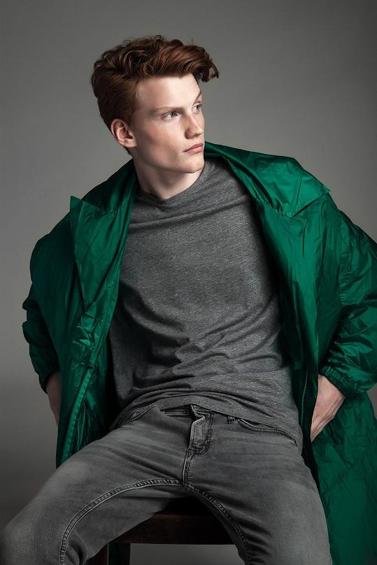 Kristiana Černíka čeká díky úspěchu v soutěži Schwarzkopf Elite Model Look hvězdná kariéra.