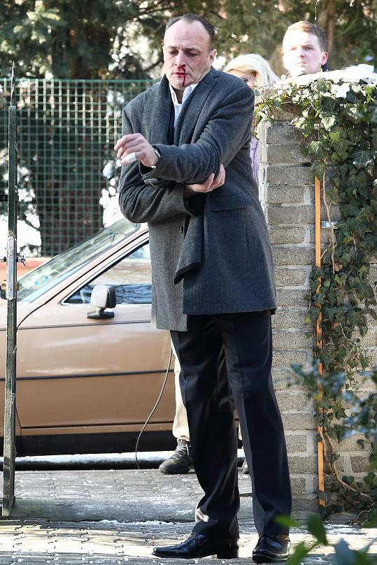Karel Dobrý alias Viliam Brukner je hlavní podezřelý z vraždy.