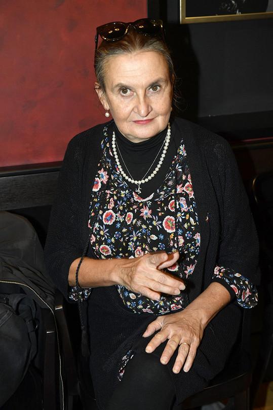 Eva Holubová v Peru užívala koku.
