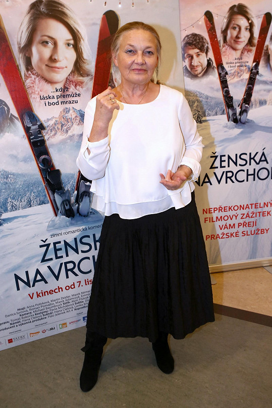 Maminkou Jana Preissová