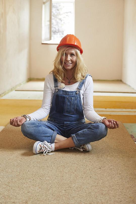 Léto bude mít Tereza pracovní. Kromě pokračování pořadu Mise nový domov ji čeká další nový projekt.