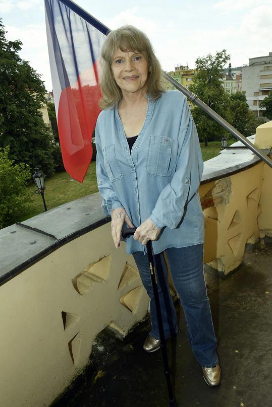 Eva Pilarová brzy oslaví šedesát let na hudební scéně.