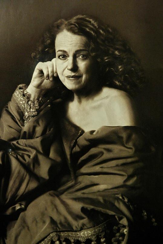 Přestavení Božské Sarah hrála herečka už postošesté.