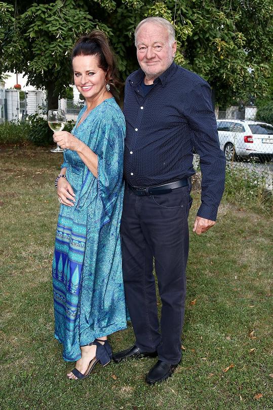 Luděk Sobota a Adriena Sobotová jsou spolu už 40 let.