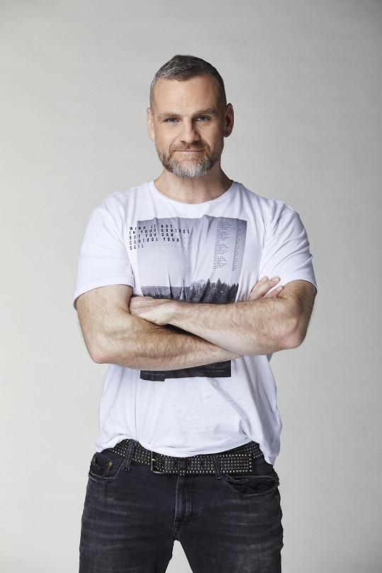 Ján Jackuliak je další hvězdou show Tvoje tvář má známý hlas.