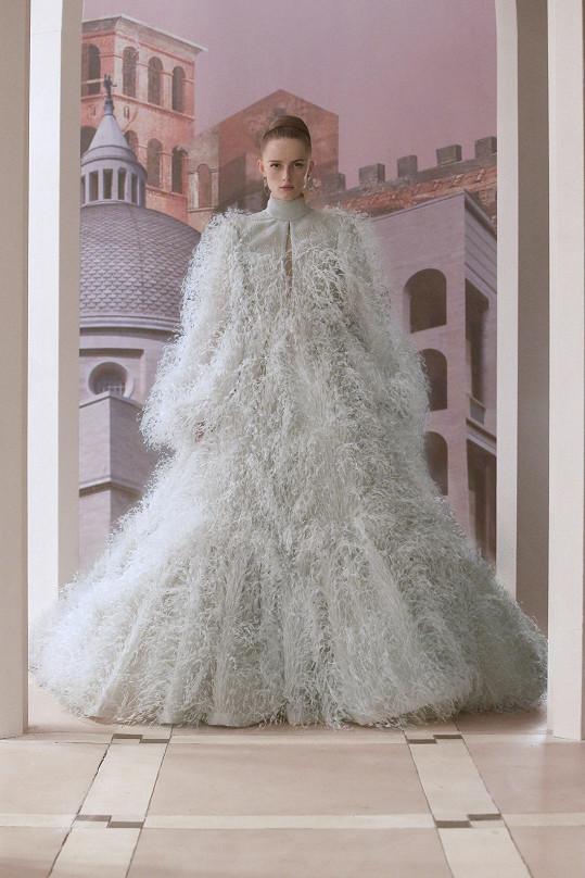 Druhá couture přehlídka Kima Jonese
