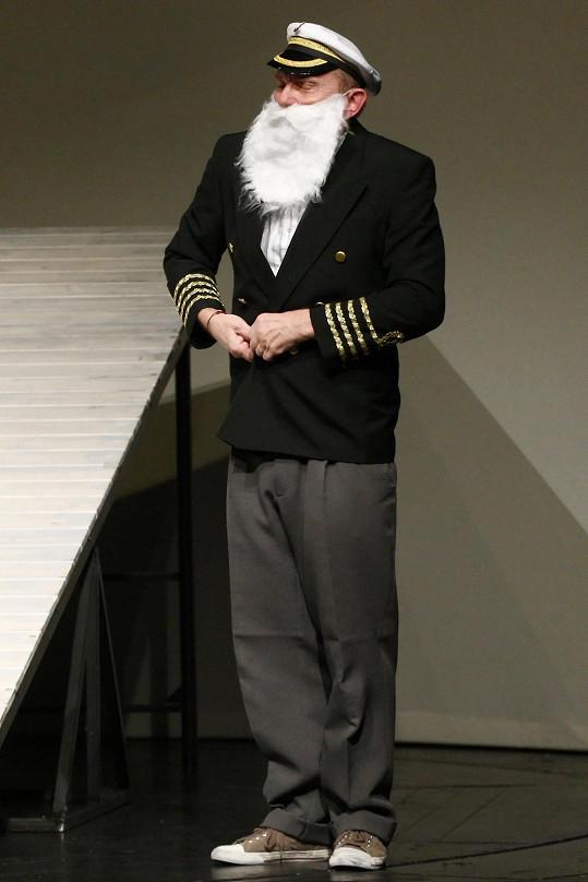 Vladyka jako námořní kapitán