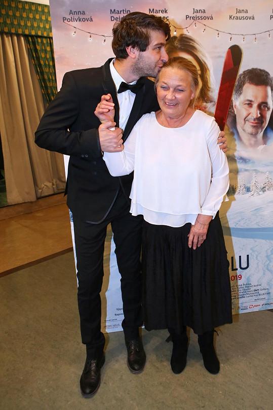 S kolegou Markem Němcem