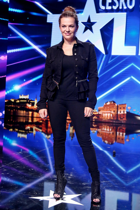 Marta Jandová cestovala z Bratislavy, kde natáčela Talent.