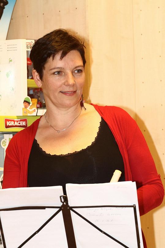 Markéta Stivínová