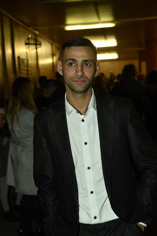 Julius Oračko má za sebou kriminální minulost.