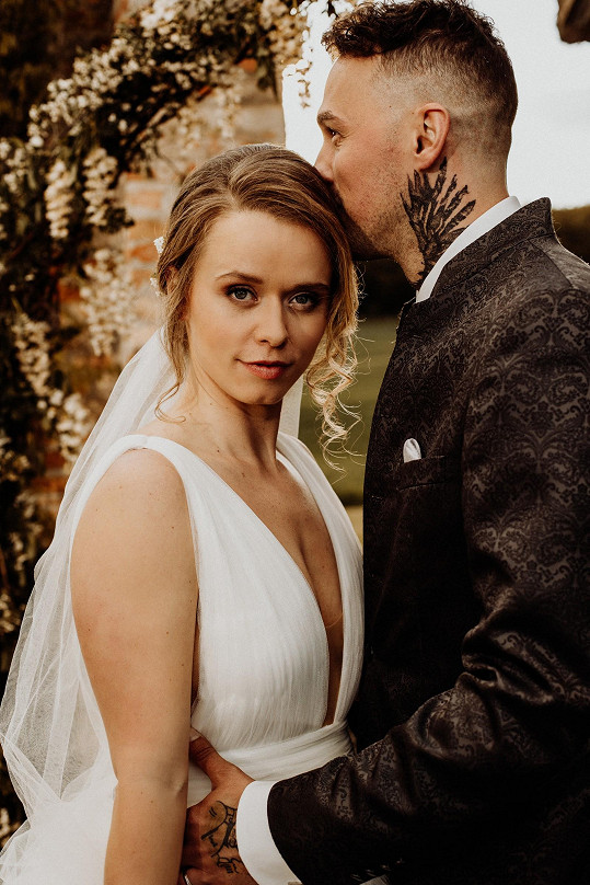 Jaroslav a Romana jsou prvním párem druhé řady Svatby na první pohled.