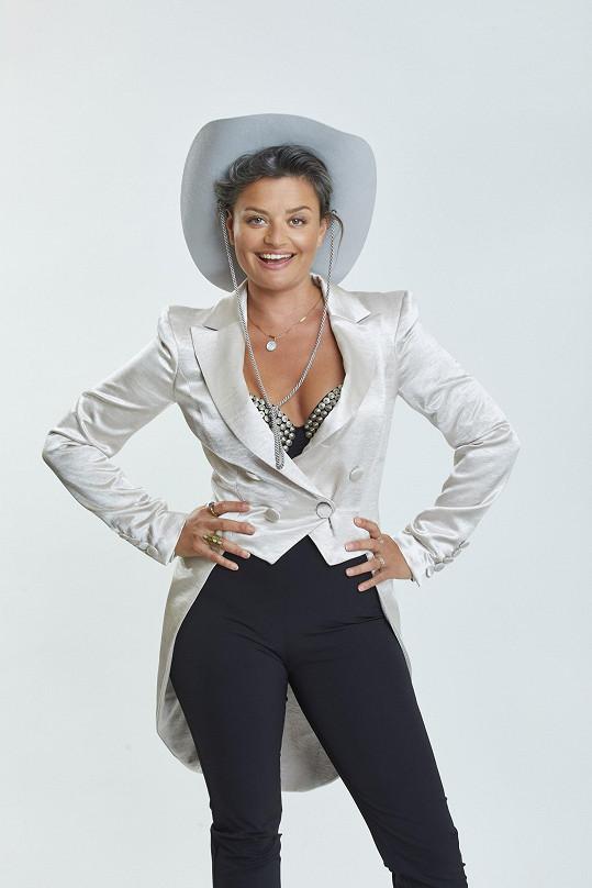 Erika Stárková bude soutěžit v show Tvoje tvář má známý hlas