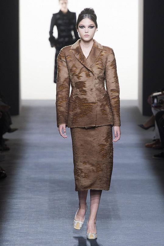 Jana Tvrdíková chodí přehlídky například pro Chanel.