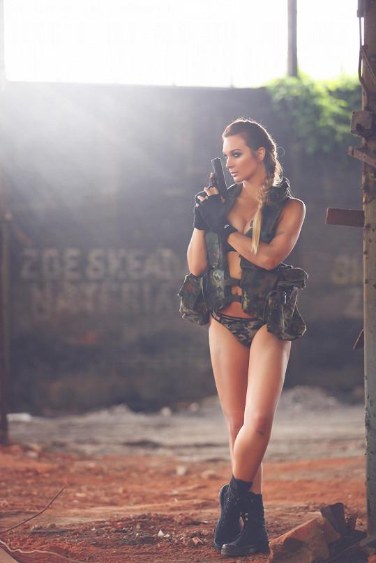 Sexy jako Lara Croft
