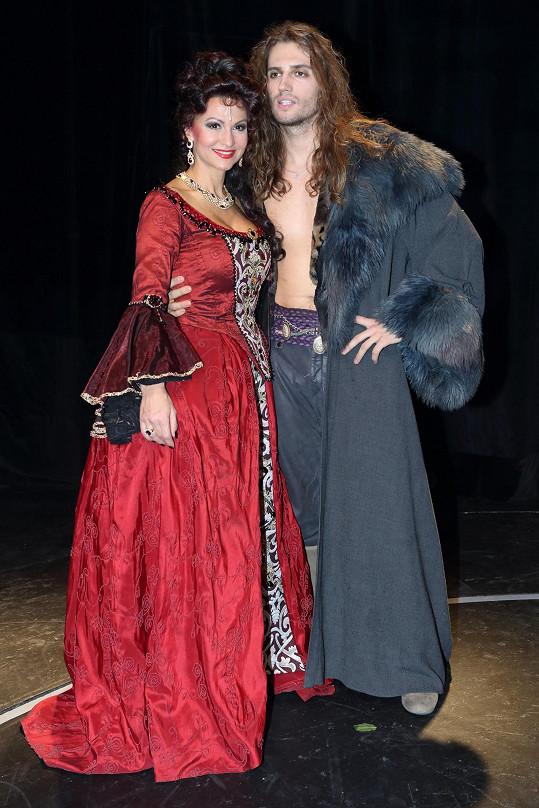 S Yvettou Blanarovičovou