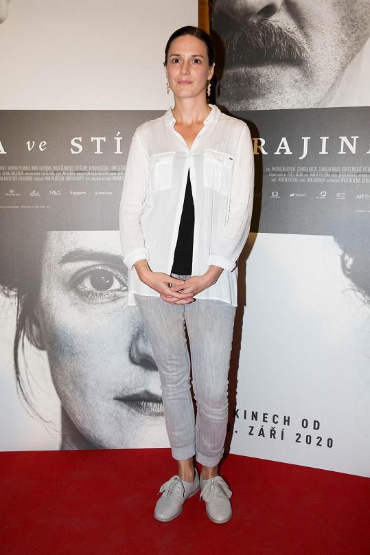 Magdaléna Borová je nominována za film Krajina ve stínu.