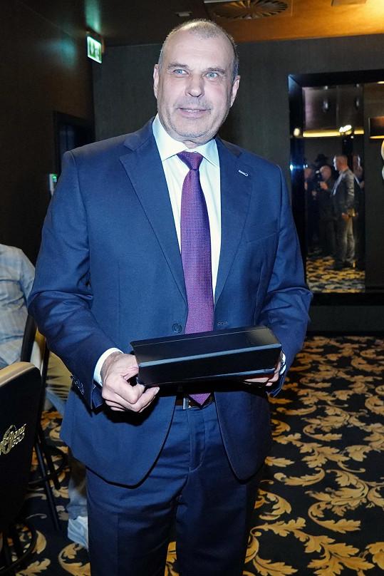 Akci moderoval Petr Rychlý.