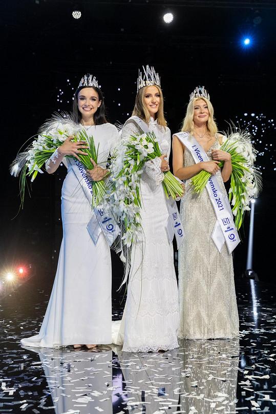 Slovensko zná svou královnu krásy.