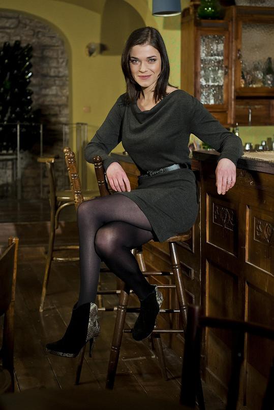 Herečce Ireně Máchové se také podařilo utajit porod.
