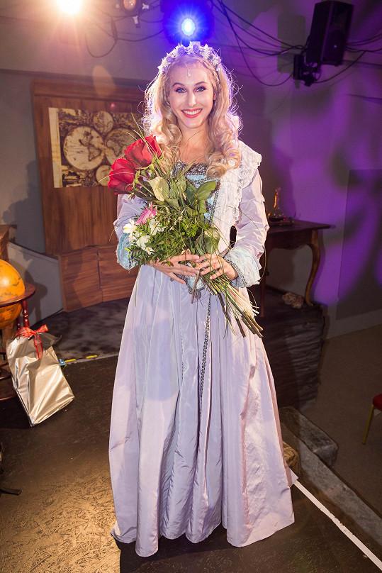 Roli Mary si zahrála Šárčina alternace Marianna Polyaková.