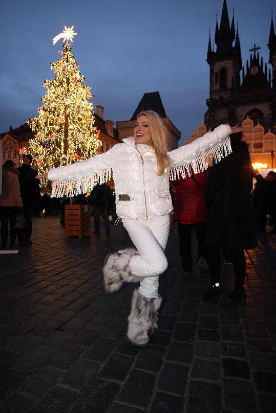 Co by Eva chtěla najít pod vánočním stromkem?