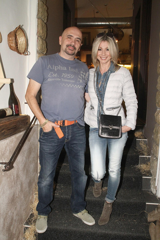 Tina Pletánková je šťastná po boku Čestmíry Řandy.