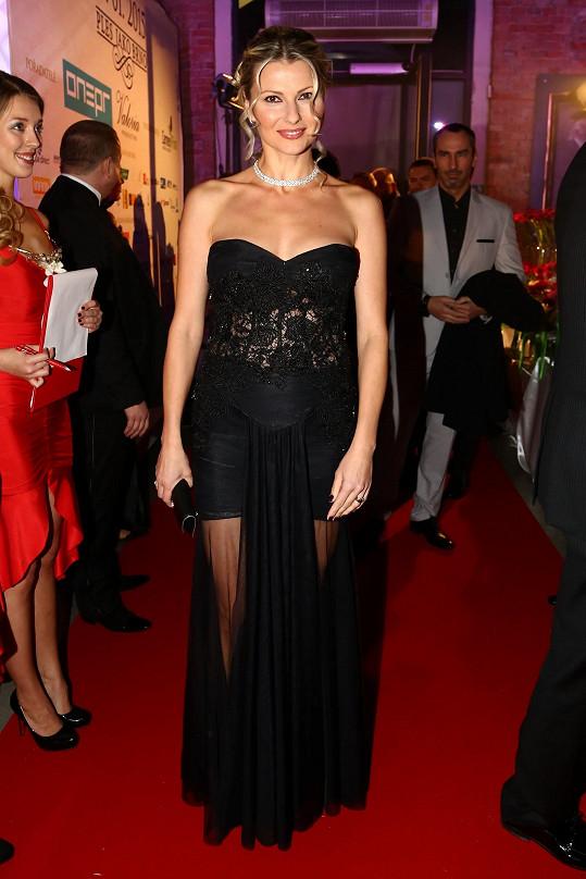 Jitka Kocurová hrála Pamelu v Účastnících zájezdu. To už je ale devět let.