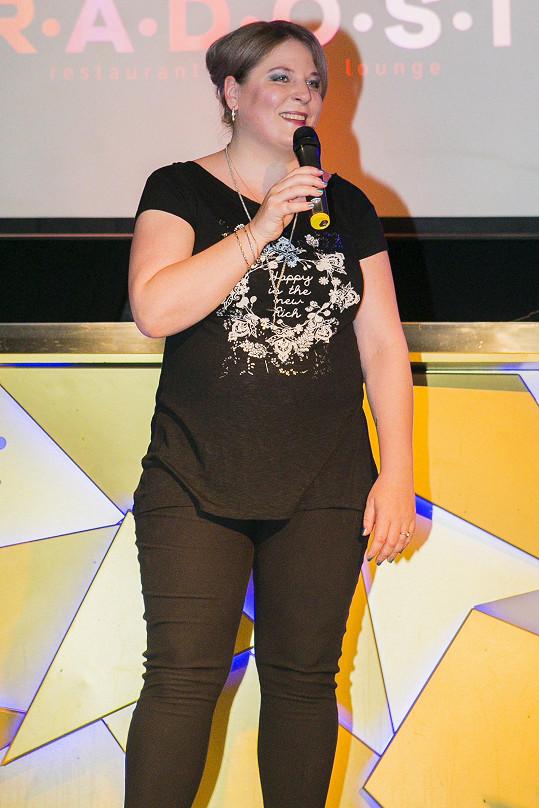 Zpěvačka nahrála nové album plné tátových písní.