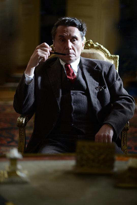 Aleš Procházka jako Klement Gottwald