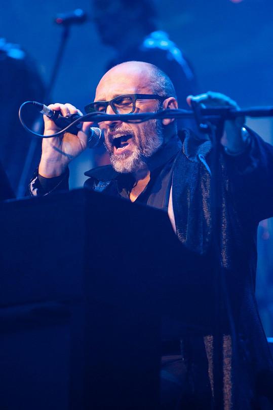 Lešek Wronka připravuje na příští rok s Lewron Orchestra nový projekt.