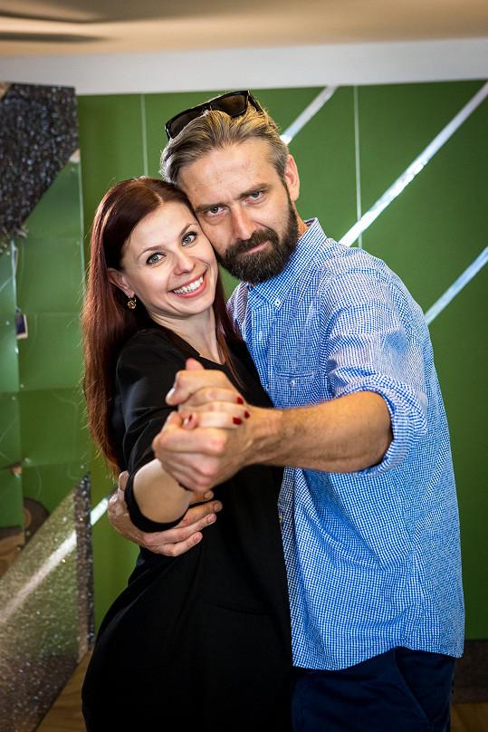 Roman Zach a Andrea Třeštíková