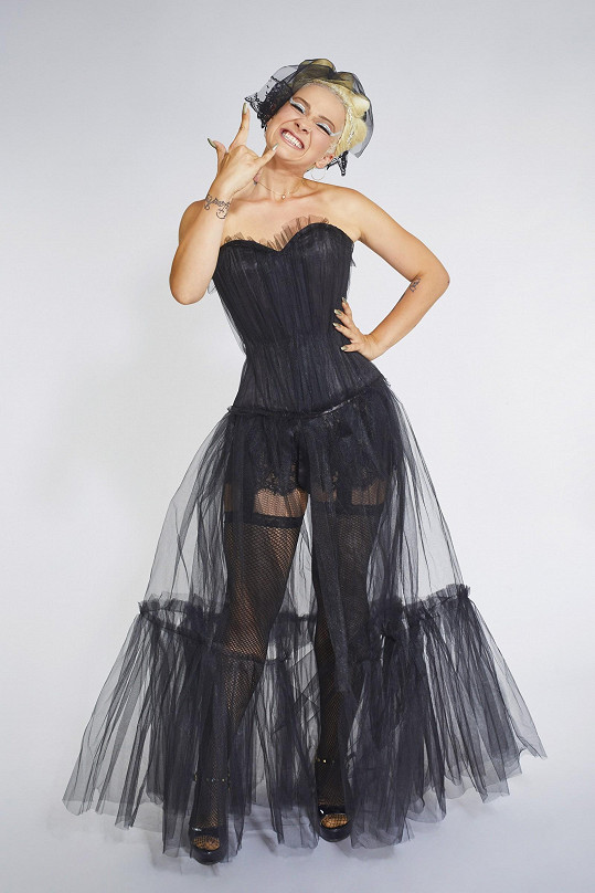 Tereza Mašková jako Pink zazpívala Sober.