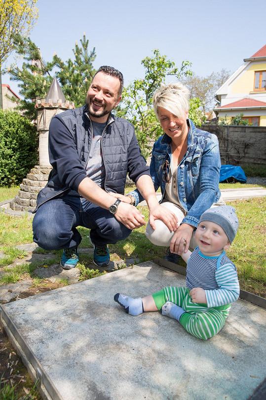 Michal přítelkyni Zuzanu požádal o roku loni na jaře.