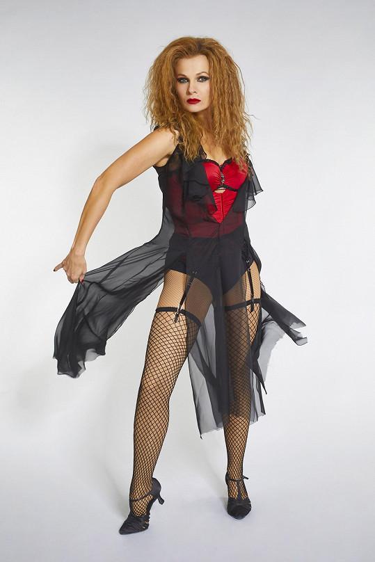 V roce 2018 zvítězila v 5. řadě show Tvoje tvář má známý hlas, kde předvedla, jak sexy umí být.