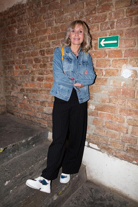 Tereza omladila svůj šatník o nové kousky, které nosí dnešní teenagerky.