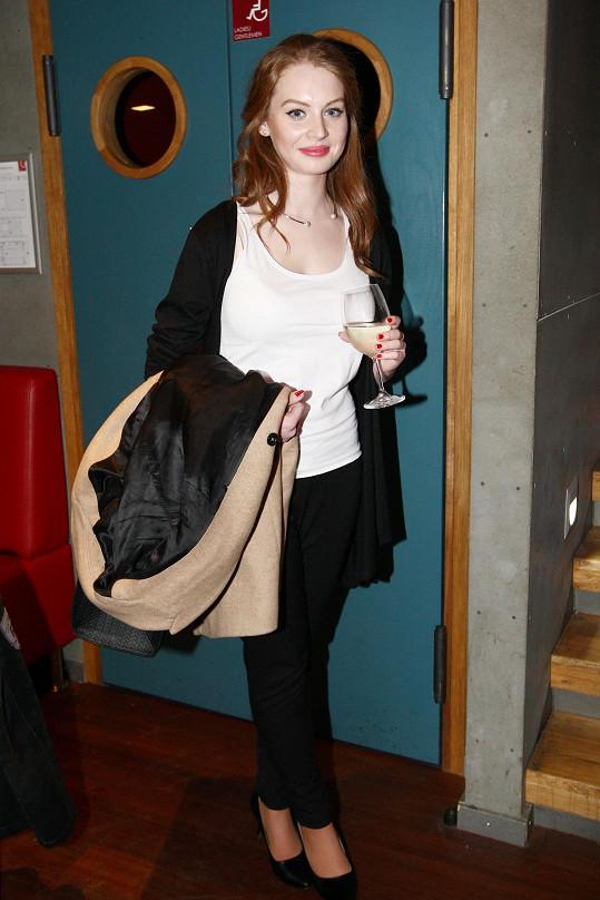 Lucie je známá především díky seriálu Vyprávěj.
