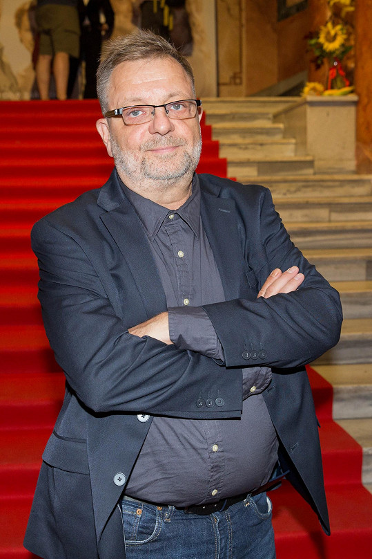 Milan Šteindler krátce před premiérou filmu Cesta domů, kde si po boku Evy Holubové nebo Tomáše Hanáka zahrál jednu z hlavních rolí.