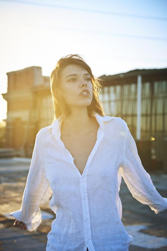 Eva začínala jako modelka v agentuře Czechoslovak Models.