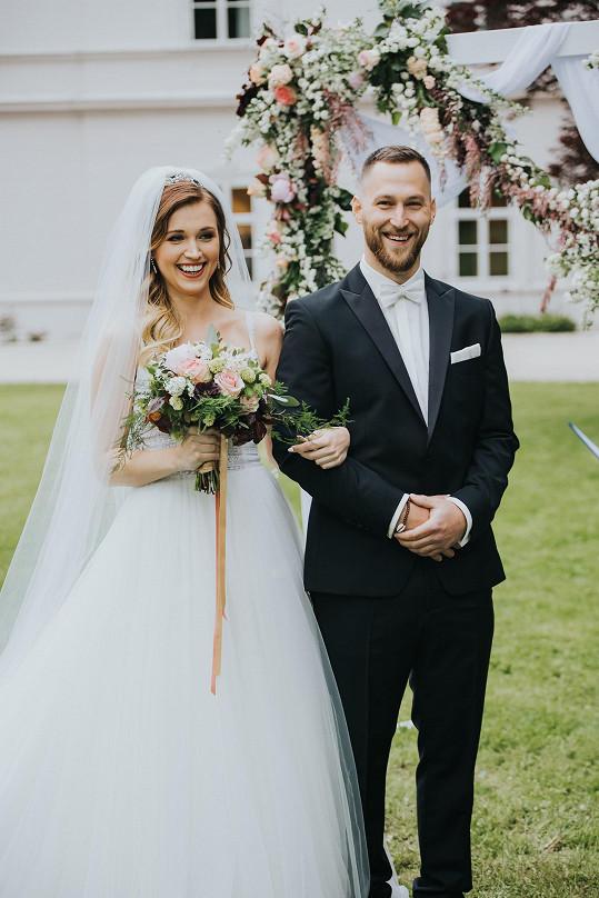 Andrea a Kadri jsou druhým párem ze Svatby na první pohled