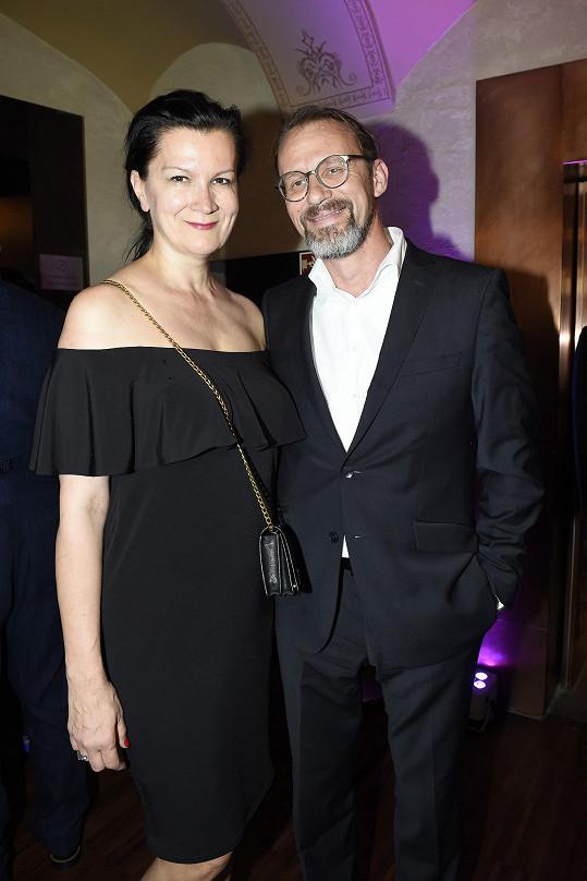 Kovaříková má nového partnera, obchodníka Petra.