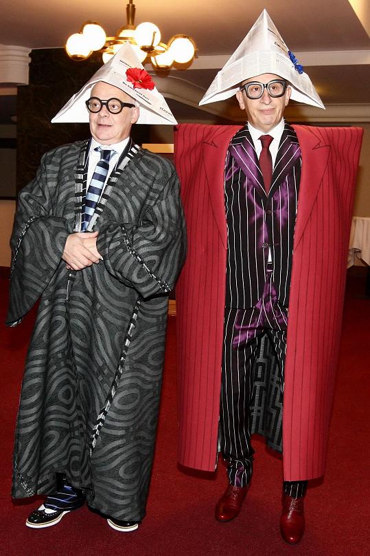 Rádce si v pohádce zahrají Bob Klepl a Jan Kraus.