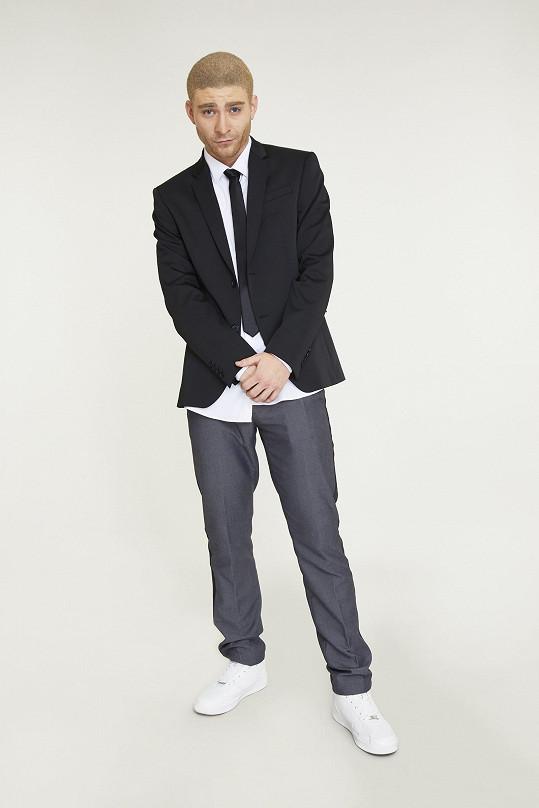 Fanynky uchvátil jako Justin Timberlake.