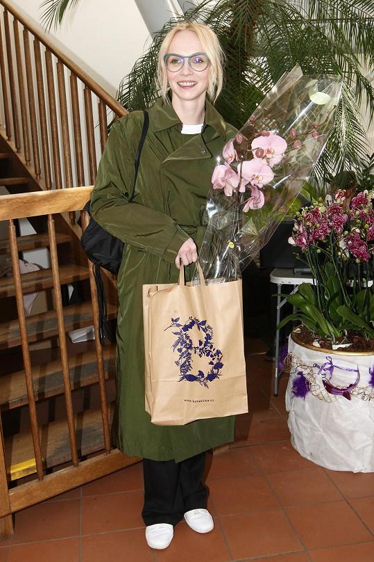 Plodková zahájila výstavu orchidejí ve skleníku Fata Morgana.