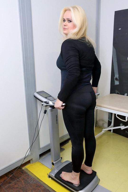 Nezbytná kontrola váhy