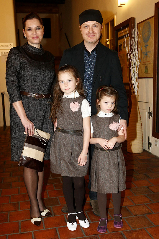 Rodina jako ze žurnálu
